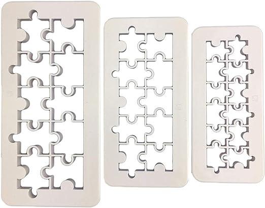 Zerkosvort Bandes orthogonales en Relief Forme g/éom/étrique Graphiques de Base Graphiques de Puzzle Gravure de Moule Fondant de Moule
