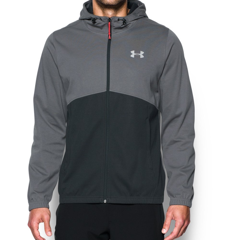 Under Armour Men's Storm Spring Swacket,Graphite /Reflective, Small