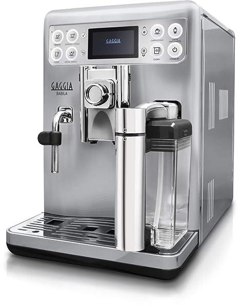 Gaggia RI9700/60 - Cafetera (Independiente, Máquina espresso ...