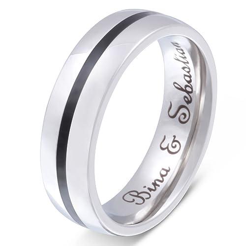 1 Schöner Anillo de Matrimonio, Amistad Anillo, anillo de compromiso ...