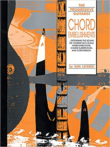 Chord Embellishments Extending The Sound Of Chords With Scale