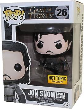 Juego de Tronos POP! Vinyl Figura Jon Snow Castle Black Muddy Ver ...