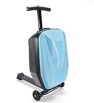 Amazon.com: Maleta de equipaje plegable para scooter, 20.0 ...