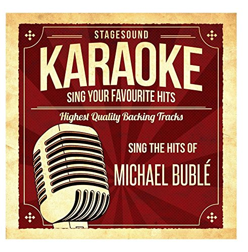 Michael Buble Karaoke Cd - Sing The Hits Of Michael Bublé