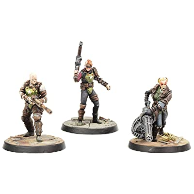 Fallout: Wasteland Warfare - Ack Sinjin & Avery: Toys & Games