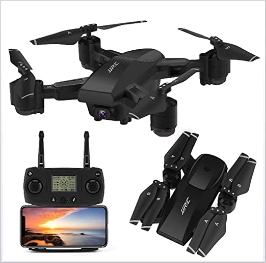 XHLLX Drone GPS 5G WiFi Drone Plegable con Cámara 1080P HD Video ...