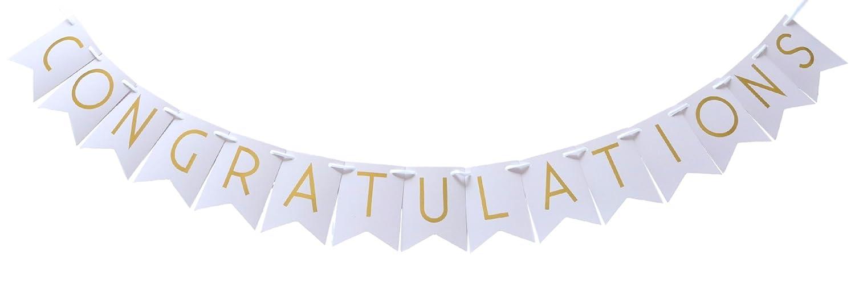 congradulations banner