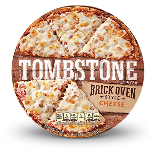 Tombstone, Brick Oven, Cheese, 14.8 oz. (12 count) by Tombstone (Image #1)