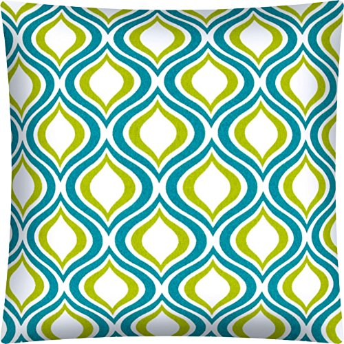 Joita Home Groovy Onion Indoor/Outdoor Pillows - Sewn Closure (Set of 2)