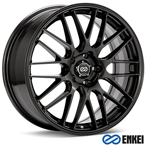 18×8 Enkei EKM3 (Gunmetal) Wheels/Rims 5×112 (442-880-4435GM)