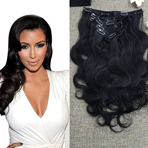 Full Hair Extensions Natural America product image