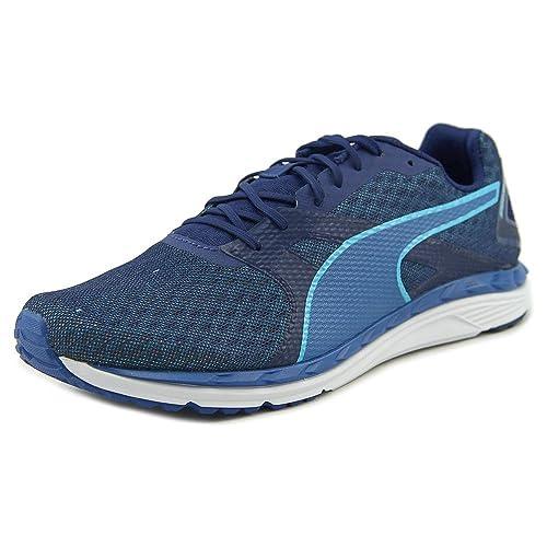 timeless design c09a3 94527 Puma Mens Speed 300 Ignite 2 Shoes, 7 UK, Lapis Blue Blue Depths