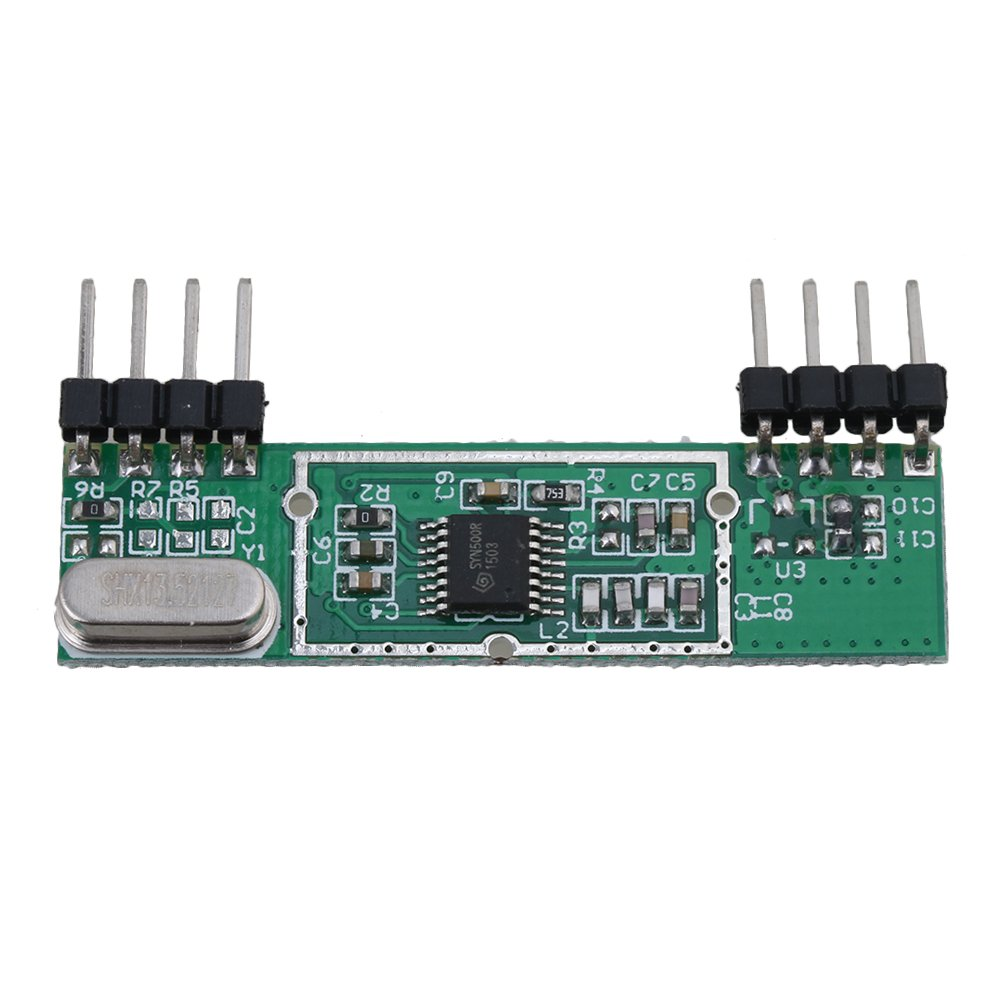 BQLZR DC3V-5.5V Green Superheterodyne 433MHz RXB6 RF Wireless Receiver Module BQLZRN27194