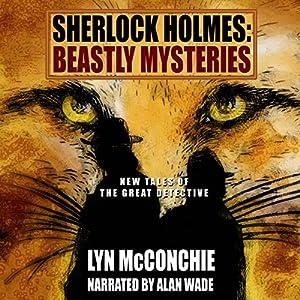 Sherlock Holmes: Beastly Mysteries Audiobook