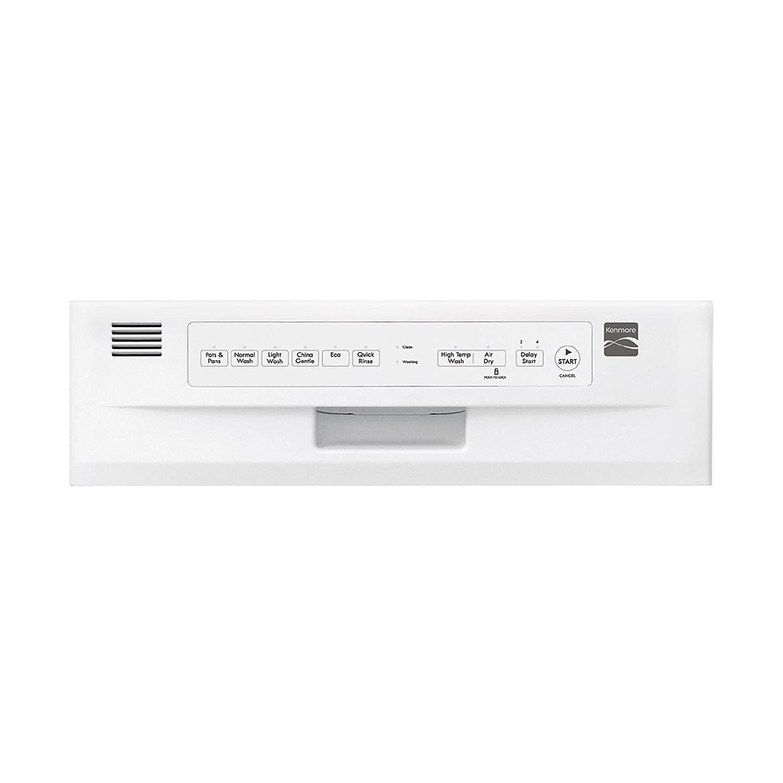 Kenmore 14652 18 Portable Dishwasher White NEW MODEL