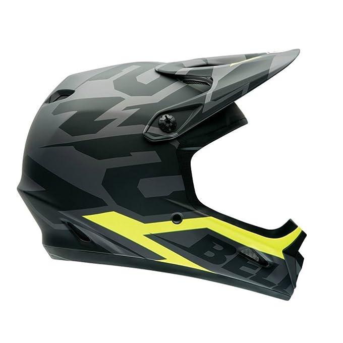 Amazon.com : Bell Transfer-9 Helmet Matte White/Red Setup, S : Toys & Games