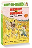 Henry and Mudge Ready-to-Read Value Pack: Henry and Mudge; Henry and Mudge and Annie's Good Move; Henry and Mudge in the Green Time; Henry and Mudge ... and Mudge and the Happy Cat (Henry & Mudge)