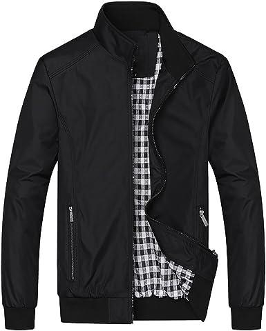 Nantersan Mens Casual Jacket Outdoor Sportswear Windbreaker Lightweight Bomber Jackets And Coats At Amazon Men S Clothing Store
