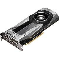 Nvidia GeForce GTX 1070 Founders Edition(Versión EE.UU., importado)
