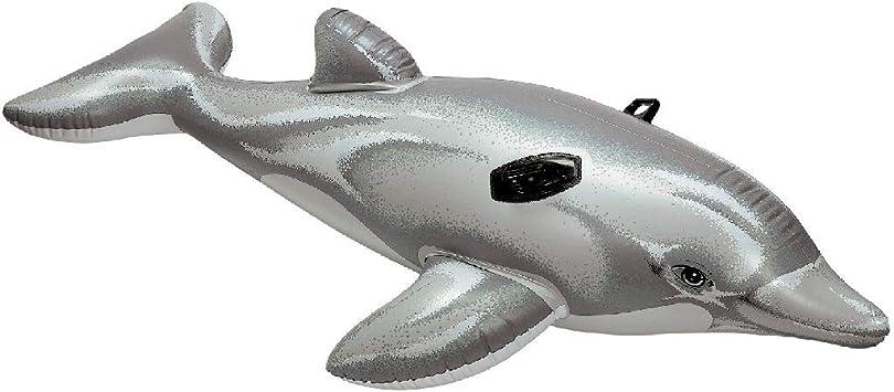 Intex - Delfín Hinchable acuático 201 x 76 cm - 58539NP: Amazon.es ...