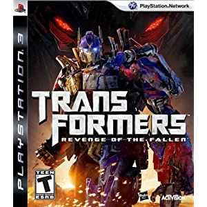 Transformers: Revenge of the Fallen - Playstation 3