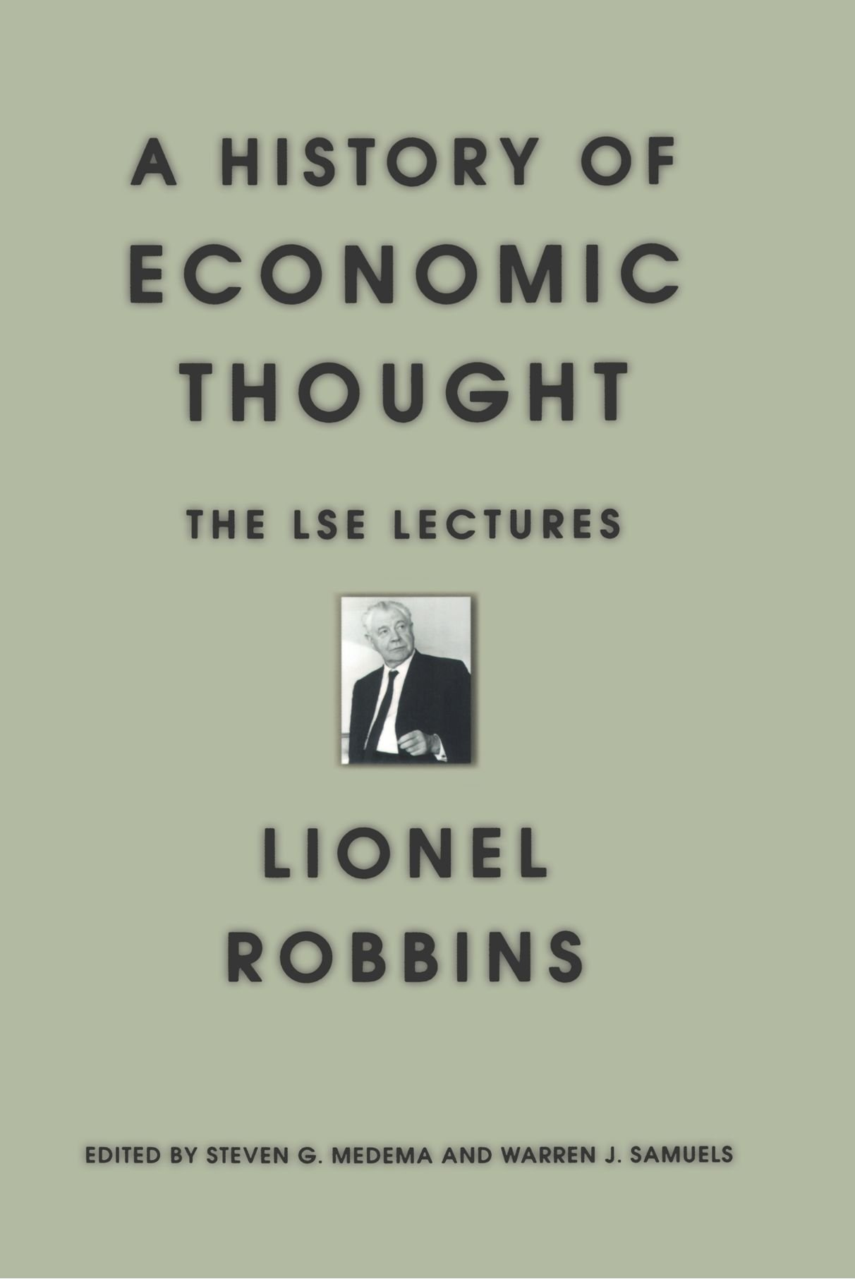 Read Online A History of Economic Thought pdf