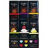 Galler(ガレー)チョコレート ミニタブレットギフトアソート 6個入