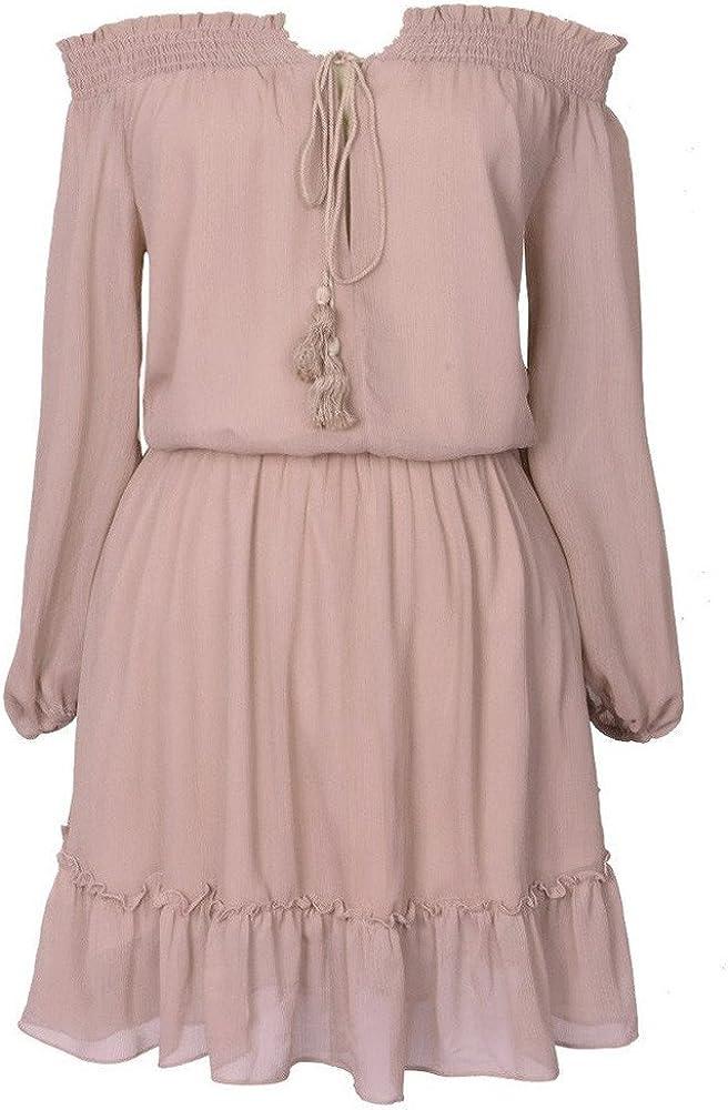 Hotkey Women Plus Size Dress Cocktail Evening Party Shirt Dress Beach Sundress for Summer Casual Mini Dress