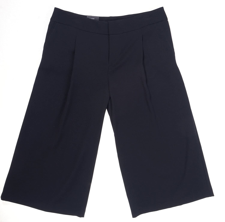 INC International Concepts Women's Pleated Gaucho Pants