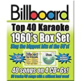 Party TYME Karaoke CD+G Billboards 60's Box Set (Set of 4)