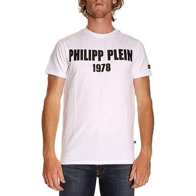 a68ad76cf3f Philipp Plein MTK2435 (ND) Size M  Amazon.fr  Vêtements et accessoires