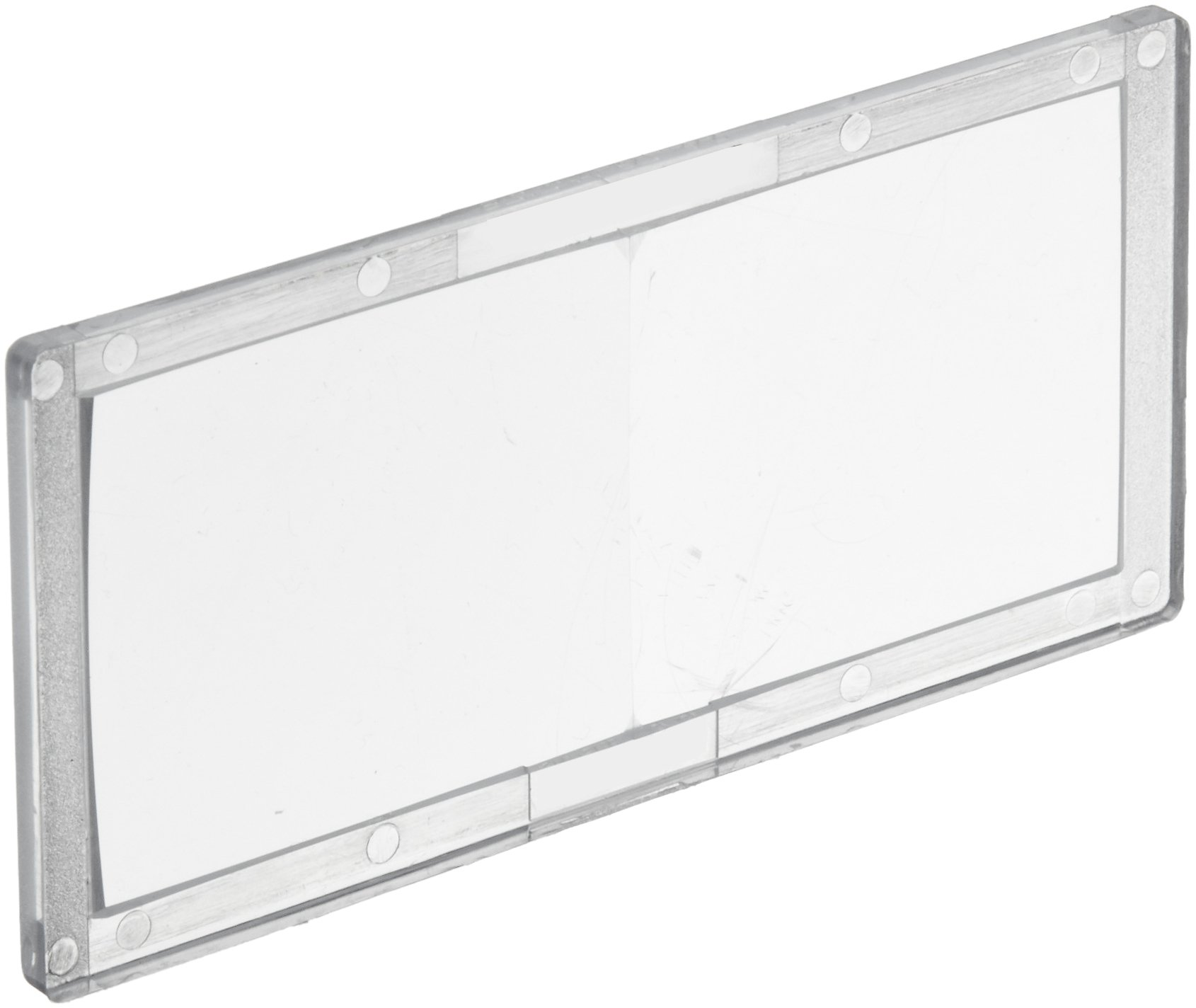 Jackson Safety 16058 Magnifying Plate for W60 TrueSight Digital Auto-Darkening Filter, 1.50 Focal Power, Clear (Case of 6)