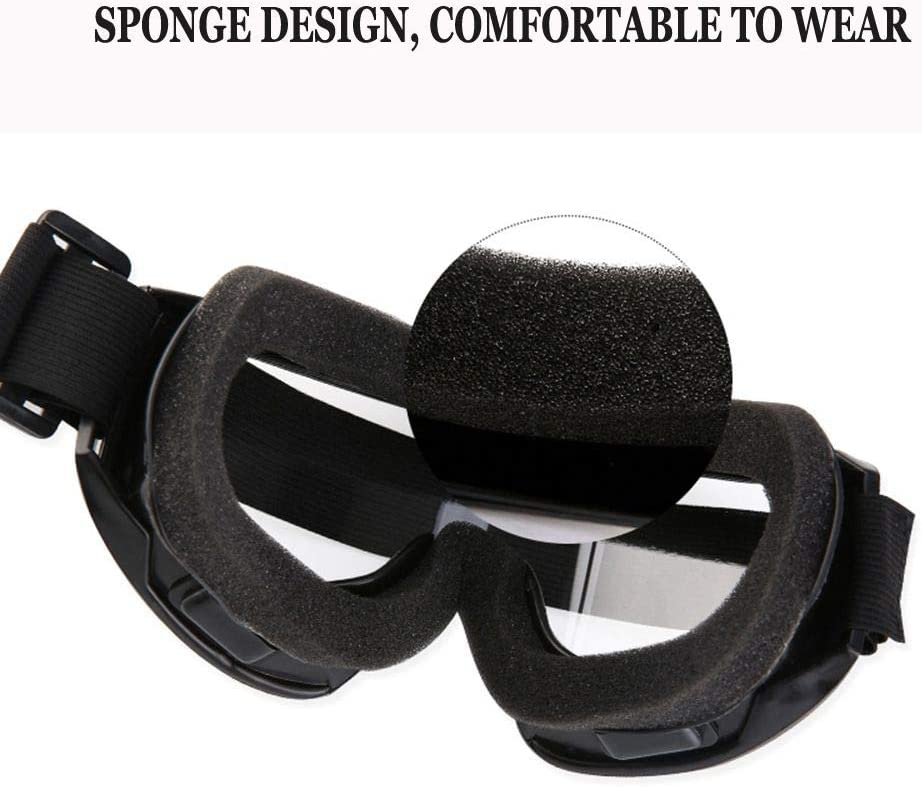 Gafas Protectoras Gafas a Prueba de Viento Gafas Antipolvo MZY1188 Gafas de Seguridad: Gafas antivaho Gafas antiimpacto Gafas a Prueba de radiaci/ón