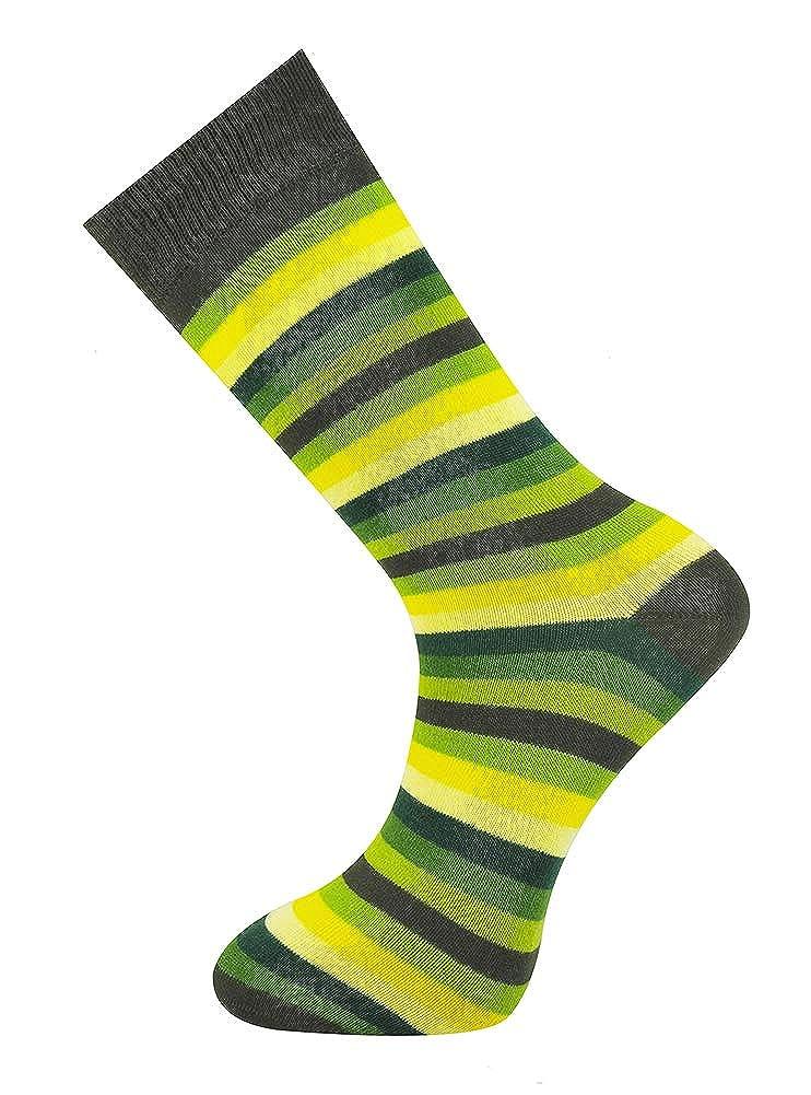 Mysocks unisex regenbogenfarbene Socken