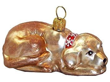 Unbekannt Hund Labrador Hellbraun Christbaumschmuck Baumschmuck