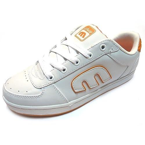 Etnies ETNIES Easy E White Orange, Sneaker donna Multicolore