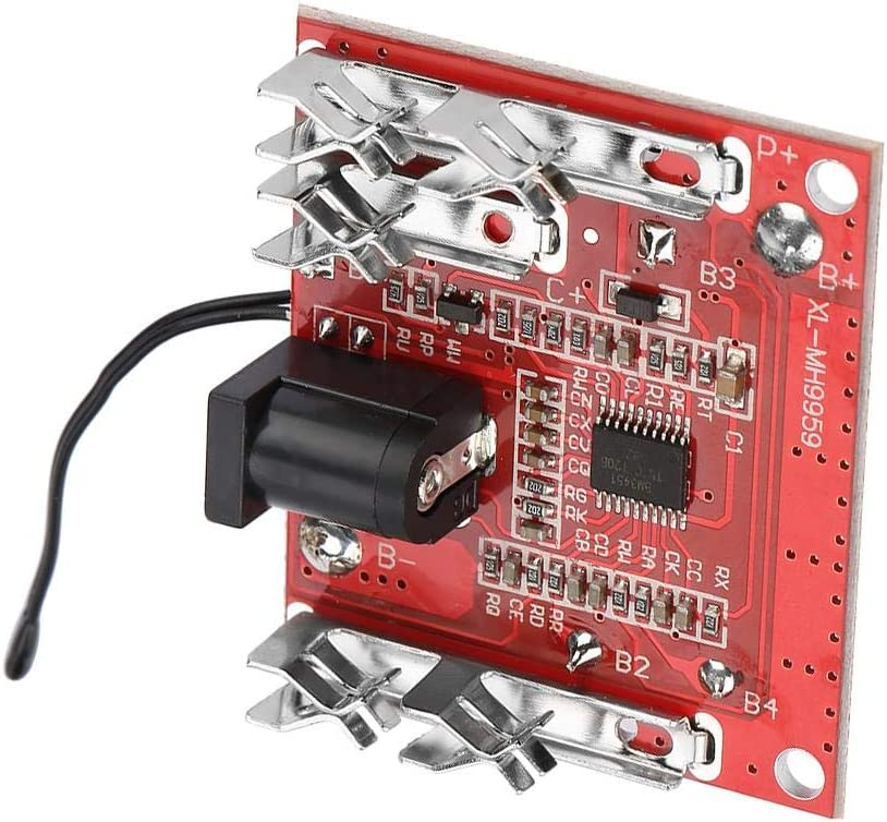 Protection Board 5S 18//21V 20A Li-Ion Battery Pack Protection Circuit Board BMS Module for Power Tools