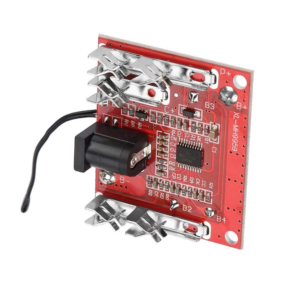 21V 20A Batteria per utensili elettrici Modulo di protezione Scheda BMS Scheda di protezione Batteria Scheda di protezione per batteria al litio 5S 18