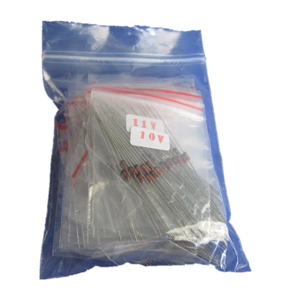 1/2W 2V-39V Zener Diode Assorted Kit 30valuesX10pcs 300pcs