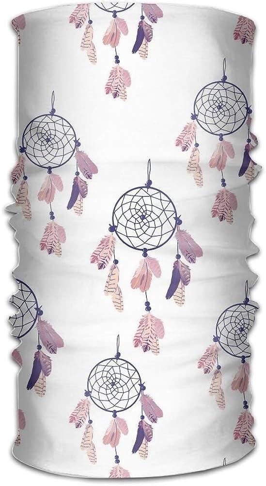 Headwear Headband Pink Cute Dreamcatcher Head Scarf Wrap Sweatband Sport Headscarves For Men Women
