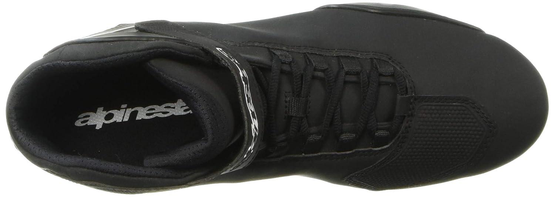 Sektor Motorcycle Street Road Riding Shoe 8, Black