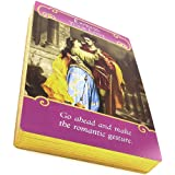 Romance Angels Tarot Oracle Cards Deck| 44 Romance Angel Oracle Cards By Doreen Virtue Rare Out Of Print, New Smaller…