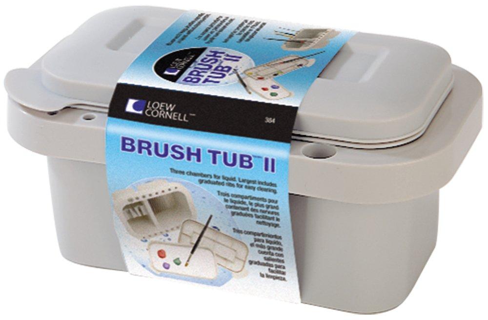 Brush Tub II Loew-Cornell