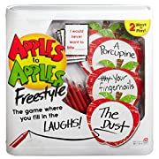 Amazon Lightning Deal 94% claimed: Apples to Apples Freestyle Card Game