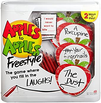 Apples to Apples Freestyle Card Game