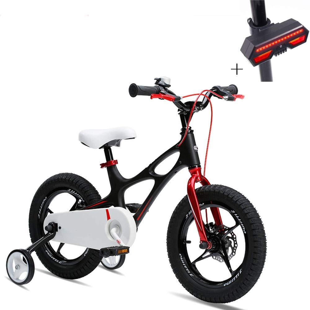 自転車、子供用自転車、14インチマグネシウム合金、塗料安全な非刺激性の,滑り止めタイヤ、ギフト自転車のターンシグナル   B07H7KGHDF