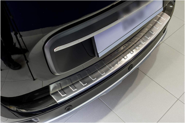 Tuning Art 804 Edelstahl Ladekantenschutz 5 Jahre Garantie Fahrzeugspezifisch Auto