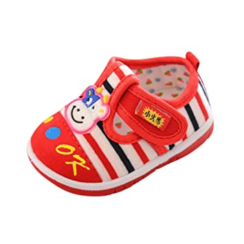 FEITONG Baby Infant Socks Newborn Cotton Boy Girl Cute Cartoon Toddler Anti-slip Socks