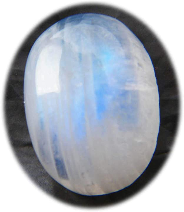 8x6 MM Size Best High Quality Gemstone For Making Jewelry. Natural Siloni Moonstone Gemstone Smooth Oval Shape Cabochon