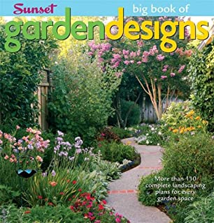 big book of garden designs big book of